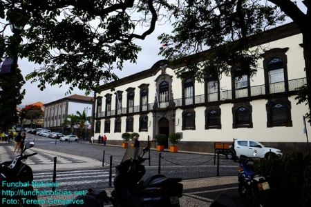 câmara municipal do Funchal