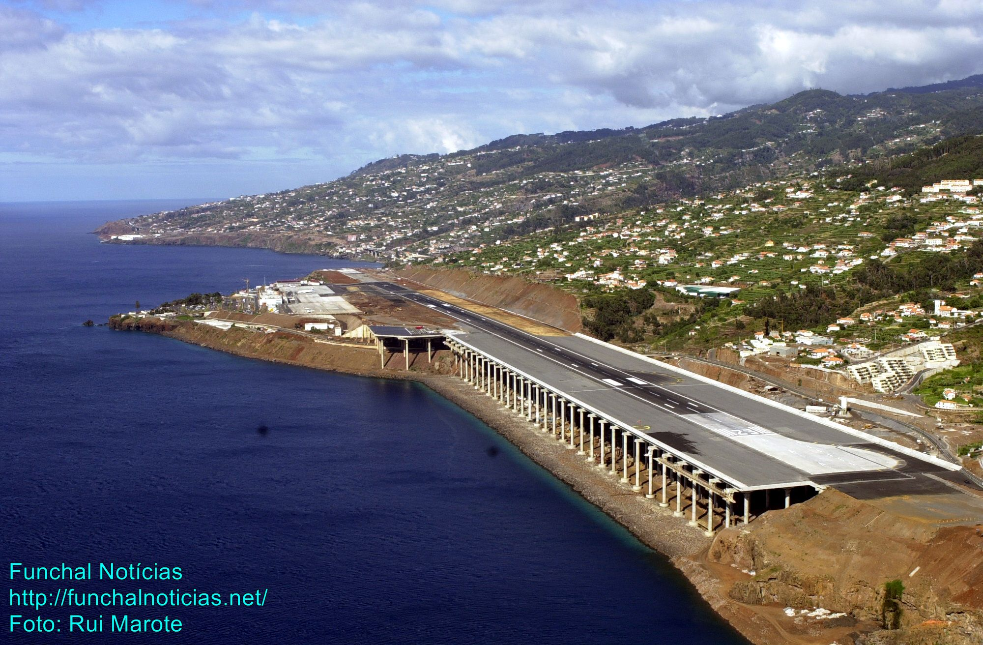 """Aeroporto Madeira : Proposta de alteração não deixa cair designação """"aeroporto"""