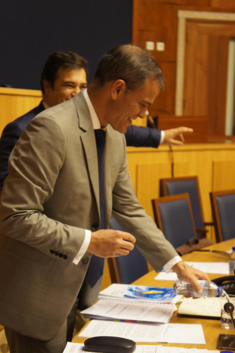 """Eduardo Jesus assume lugar de """"independente"""" na Assembleia Regional e PSD perde maioria absoluta"""