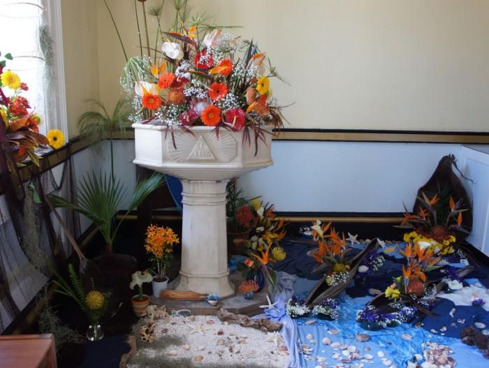 festa da flor igreja inglesa