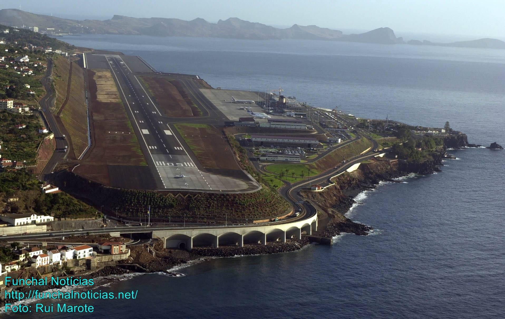 Aeroporto Madeira : Ana não revela pormenores sobre utilização da sala vip do
