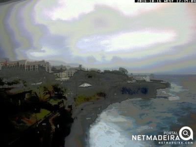 Foto: Webcams Portal Net Madeira