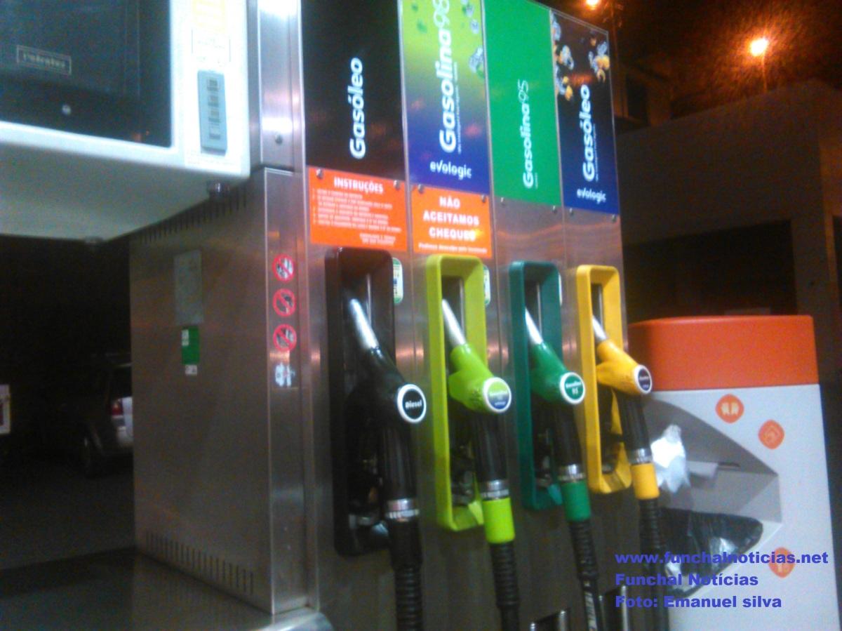 Sempre a subir! Combustíveis voltam a subir de preço na Madeira na próxima semana