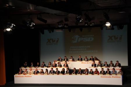 Congresso PSD- Foto: Fabíola Sousa