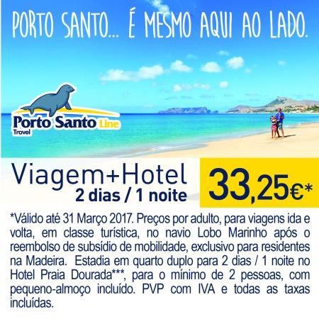 Mês dos Namorados no Porto Santo