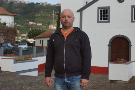 Idalino Marques-candidato do CD à Junta da Quinta Grande