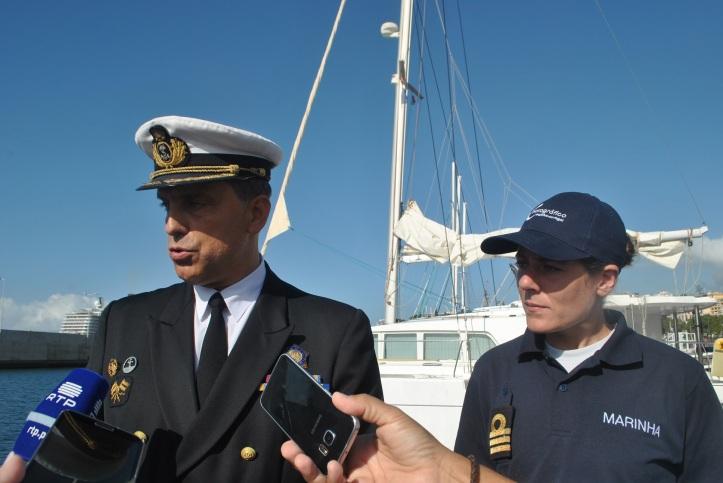 comandante Sousa Pereira (ZMaritimaMad)
