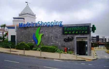 madeira shopping