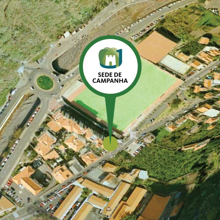 mapa sede Nascimento R. Brava