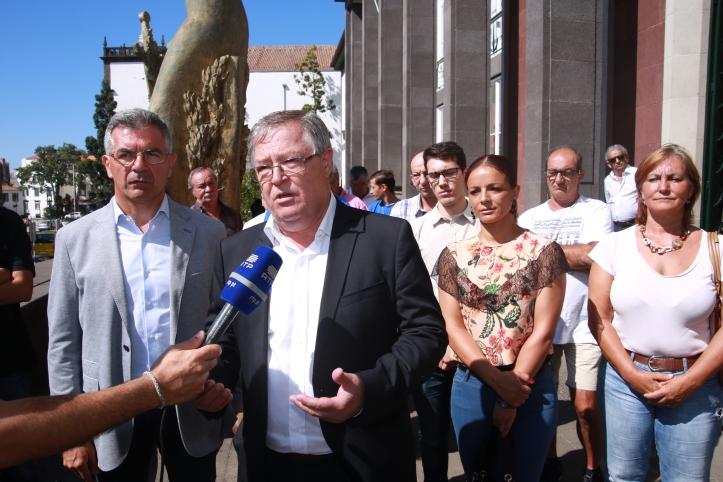 CDU lista Funchal