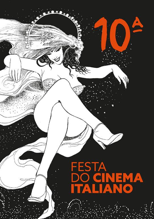cinema italiano cartaz