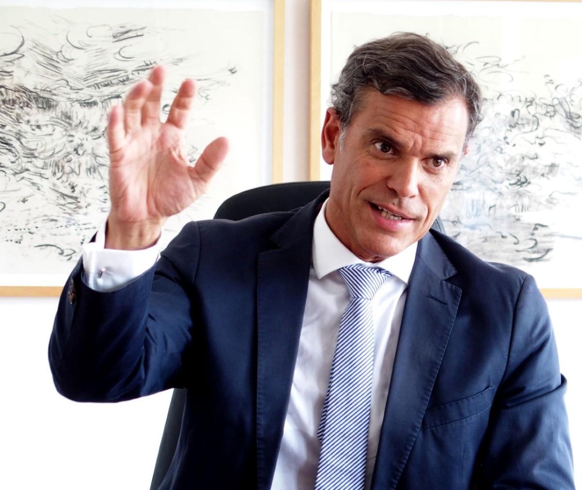 Ministra do Mar dá parecer favorável ao ferry para a Madeira e Eduardo Jesus lança já concurso público internacional