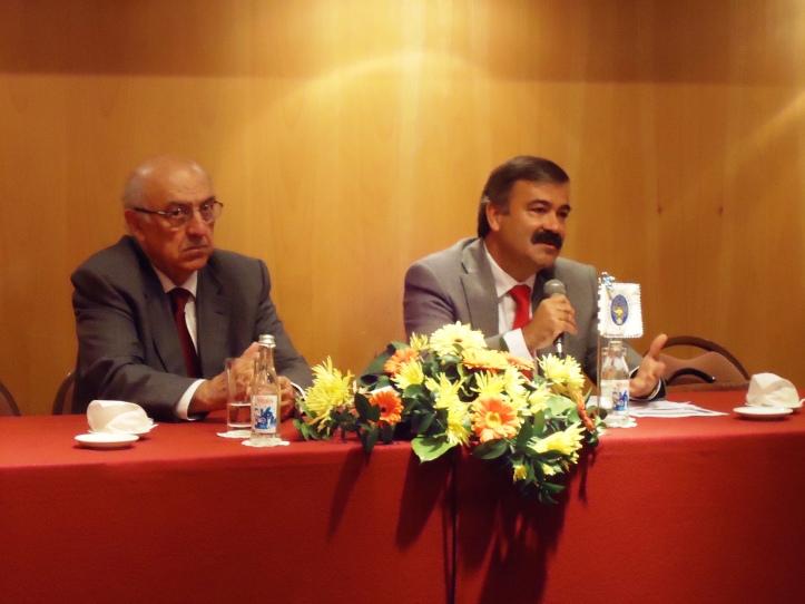 Conferencia hospiutal