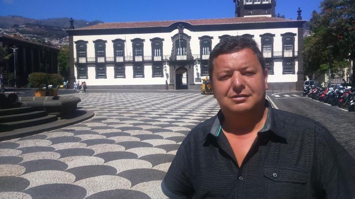 Funchal-Coligação Nova Mudança-Roberto Vieira