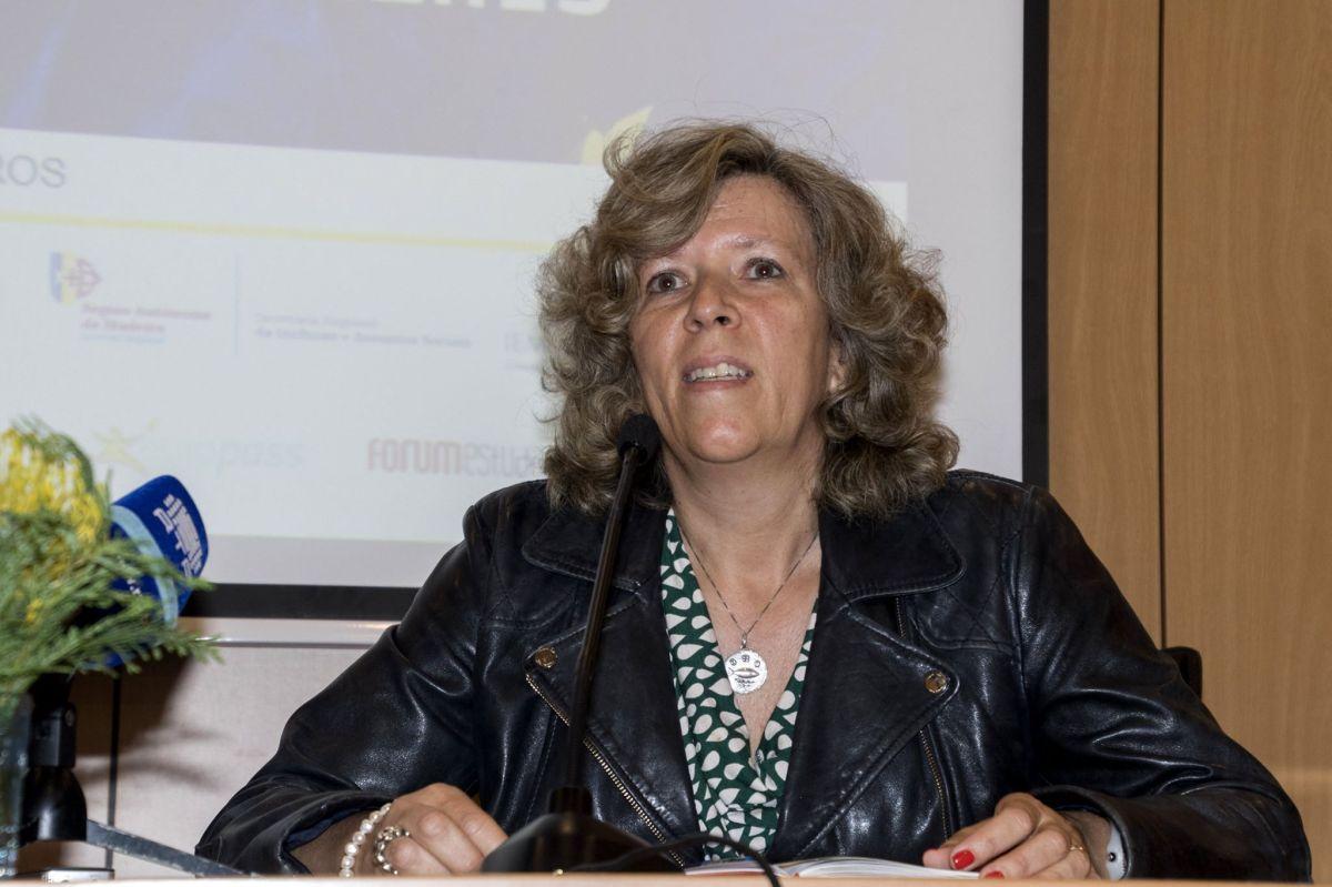 Maria do Rosário Serra Alegra preside ao Instituto de Emprego nos próximos três anos