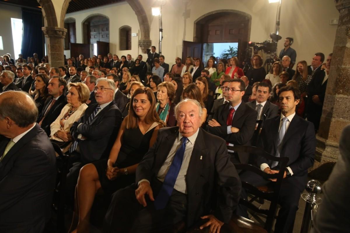 Jardim satisfeito com discurso de Calado e não descarta AD ou Bloco Central para vencer 2019