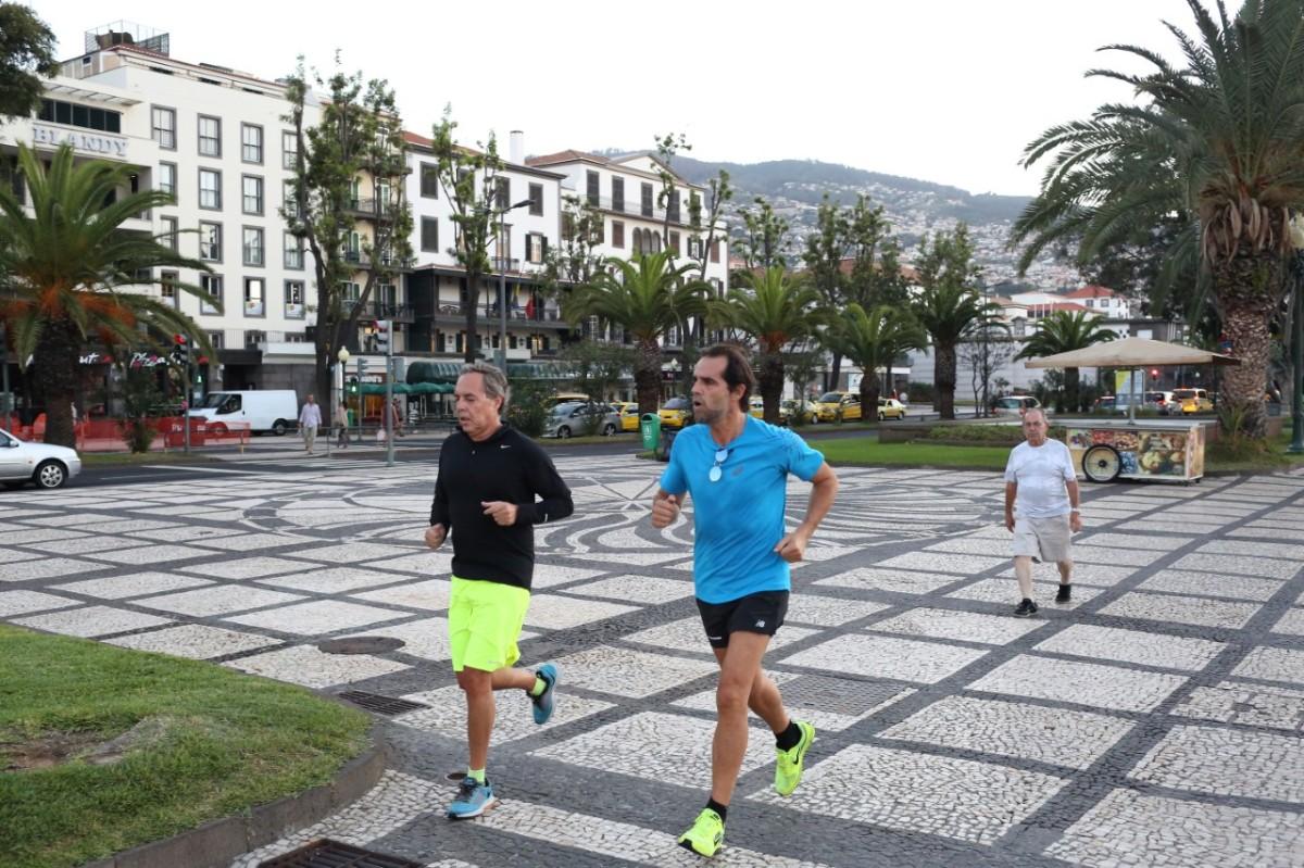 Estepilha! Albuquerque troca ginásio pela Avenida do Mar e corre para a maratona 2019