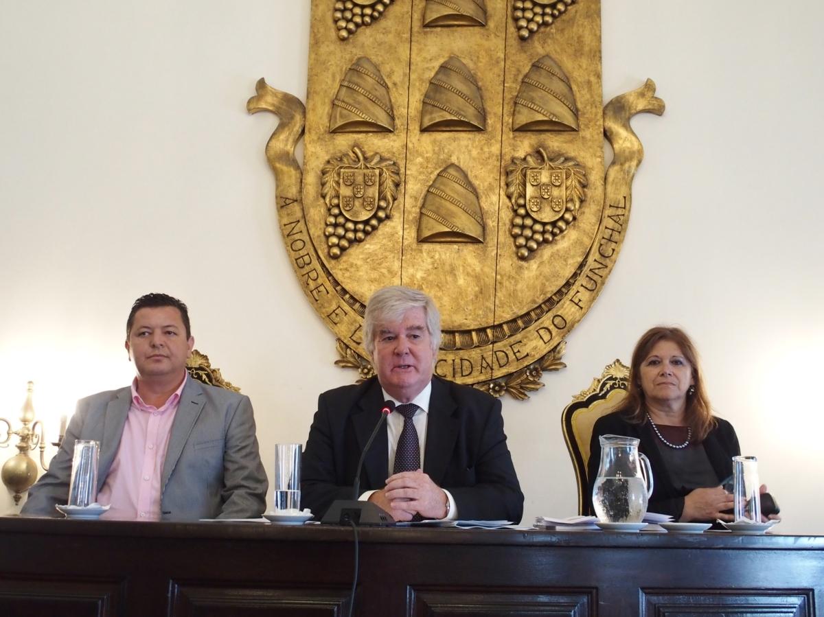 PSD ganha controle da mesa da Assembleia Municipal do Funchal