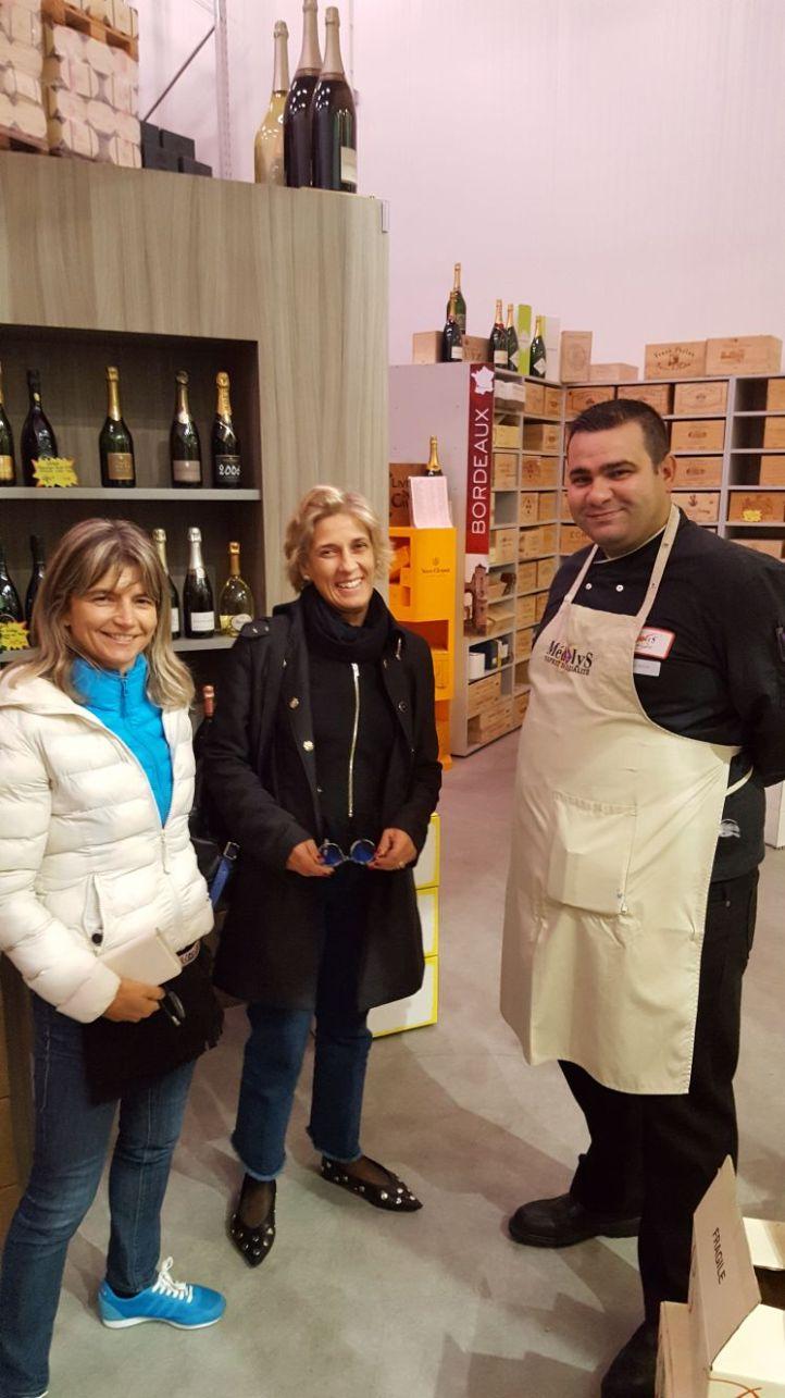 Vinho Madeira Paris Outubro de 2017