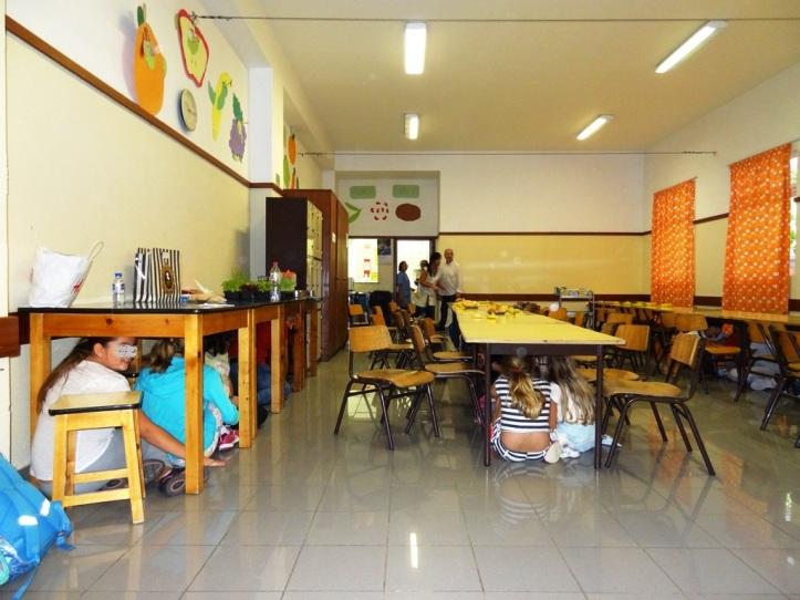 Escolas segurança A