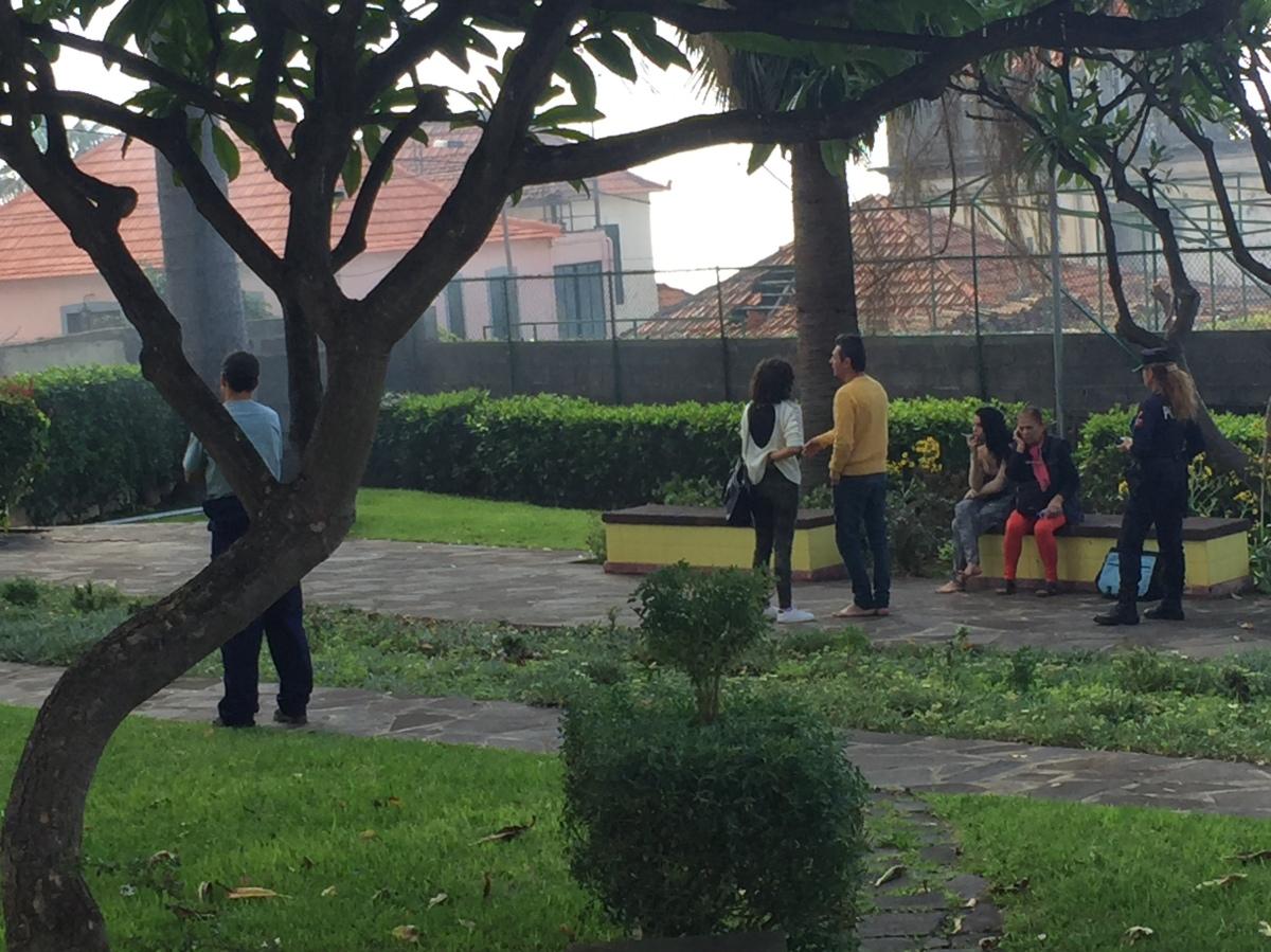 Fogo mortal em moradia: Família transtornada só quer reconstruir para seguir em frente (c/vídeos)