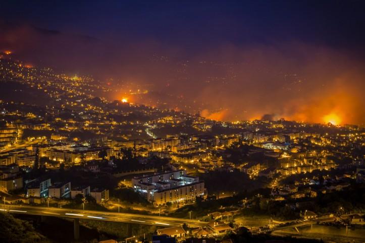 incendios 2016