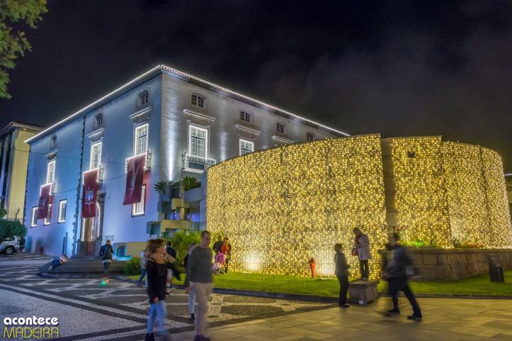 Natal luzes Luxstar