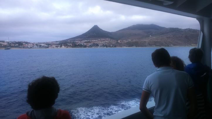 Porto Santo Paisagem