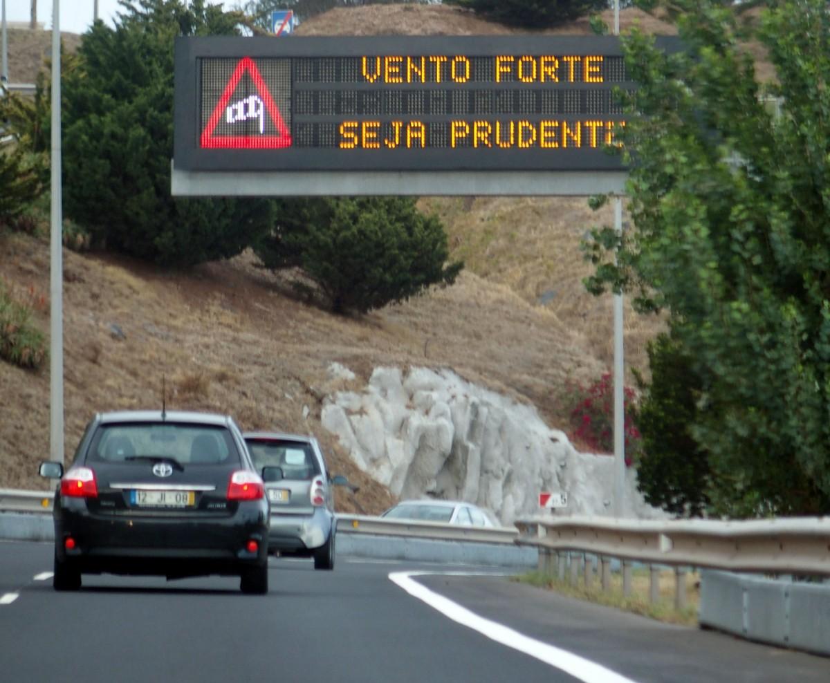 Proteção Civil da Madeira alerta para agravamento do estado do tempo