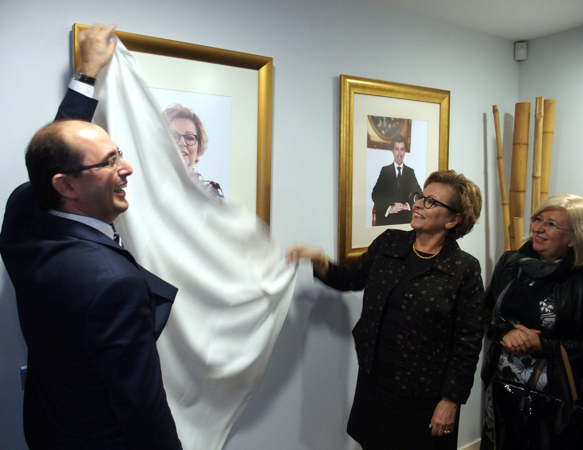 Bastonário pede intervenção nos Marmeleiros na homenagem a Henriqueta Reynolds