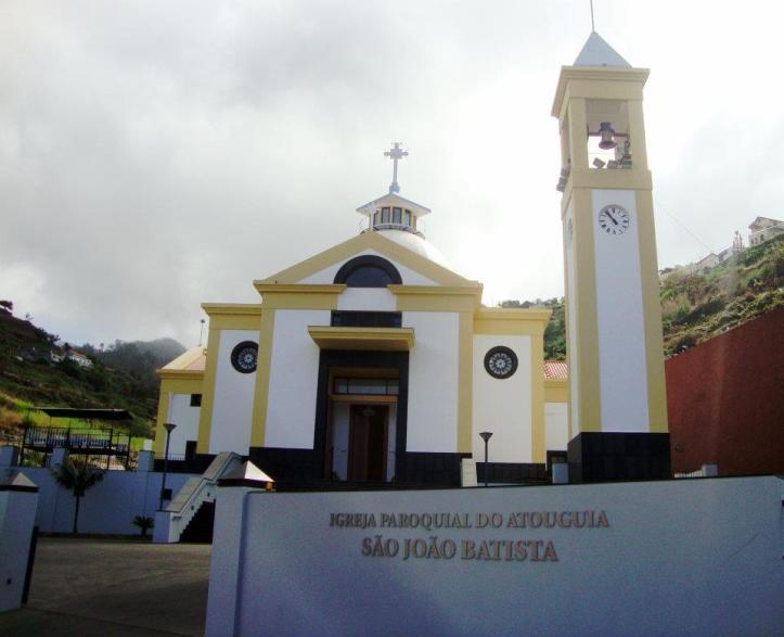 Atouguia igreja