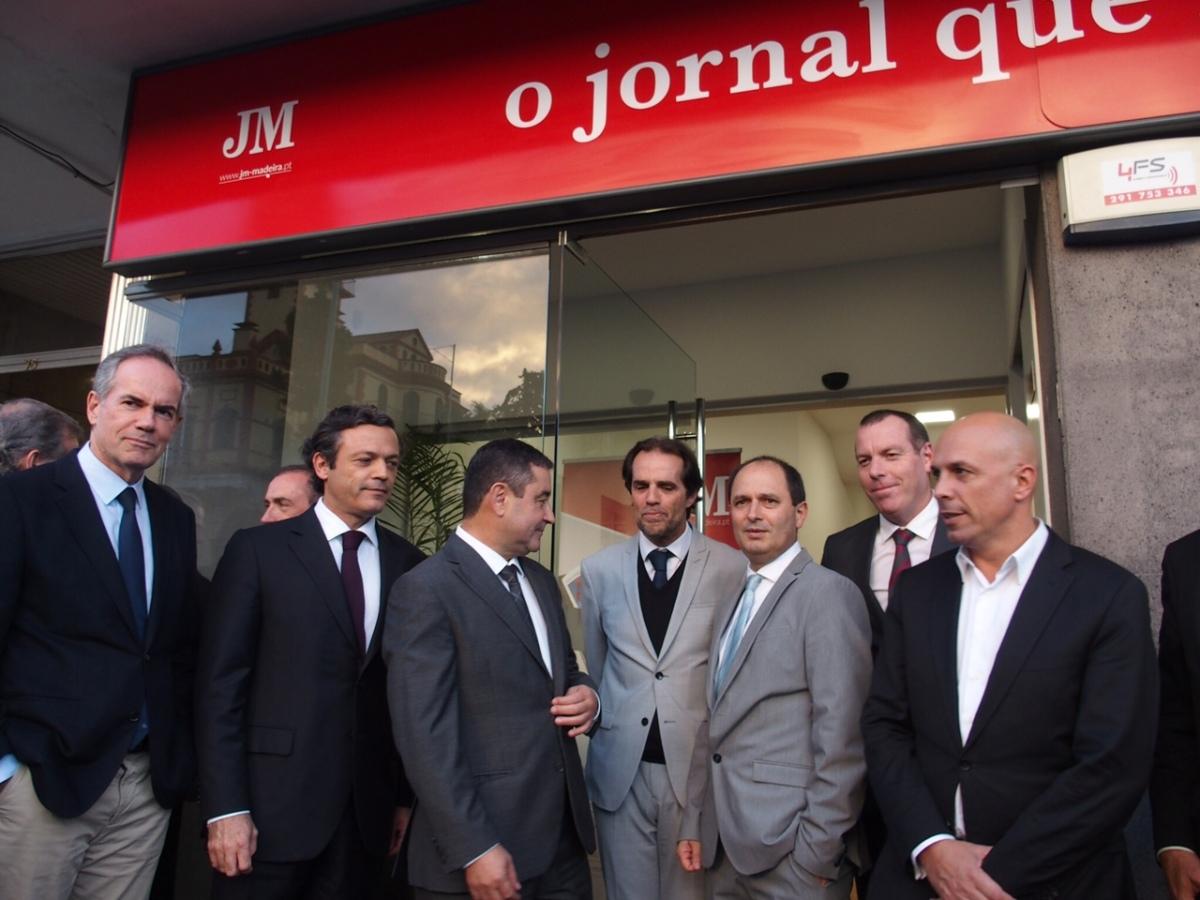 Diversidade na inauguração das novas instalações do JM