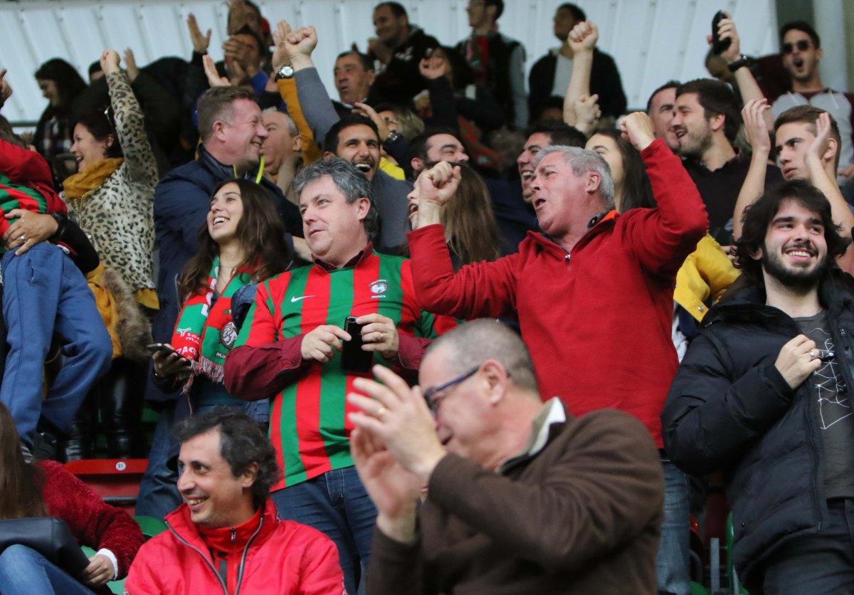 Marítimo quebra jejum e ganha nos Barreiros ao Guimarães por 3-2
