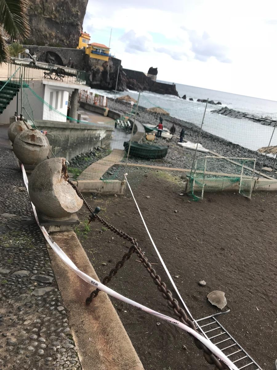 """CDS diz que a vila da Ponta do Sol está """"cada vez mais descuidada"""""""