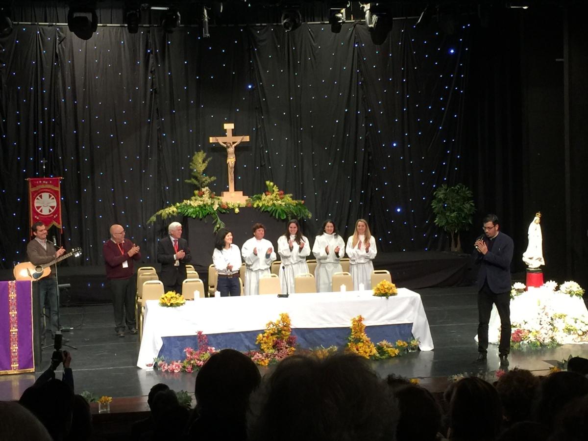 Renovamento Carismático reunido hoje no Centro de Congressos da Madeira