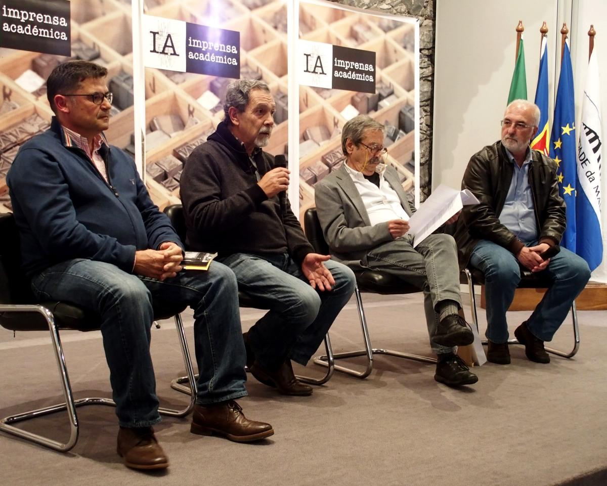 Obra recorda contributo de Reinaldo Oudinot; oradores salientam necessidade da reflorestação para prevenir aluviões
