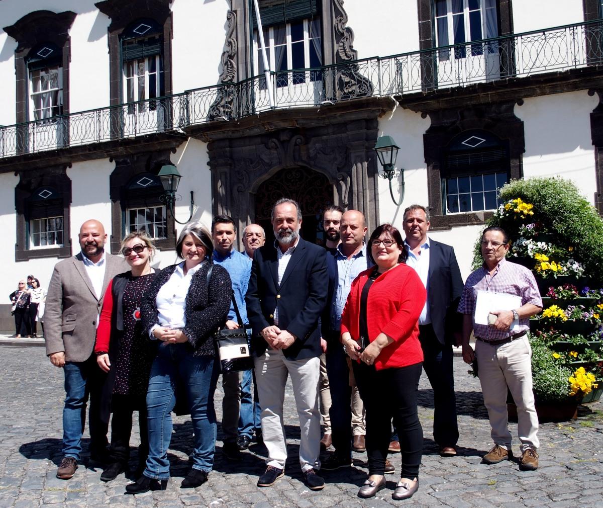 """Câmara do Funchal vai garantir planos de execução das Juntas para dar """"equidade"""" a todos os funchalenses"""