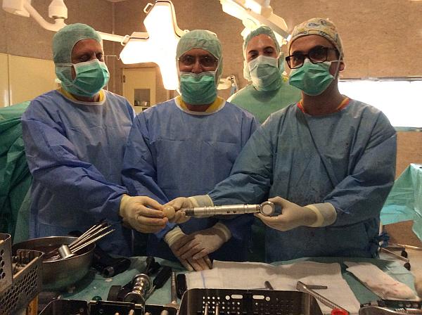 cirurgia inovadora