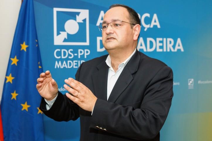 Lopes da Fonseca CDS líder 2018