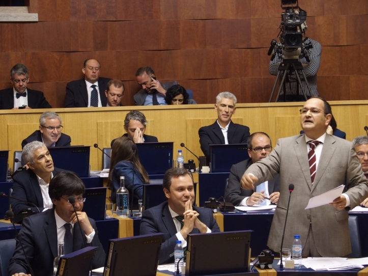 Lopes da Fonseca Assembleia