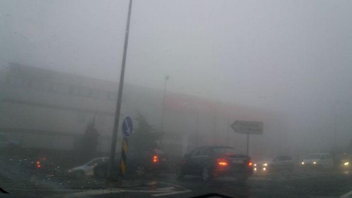Nevoeiro garajau B