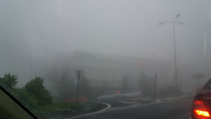 Nevoeiro Garajau