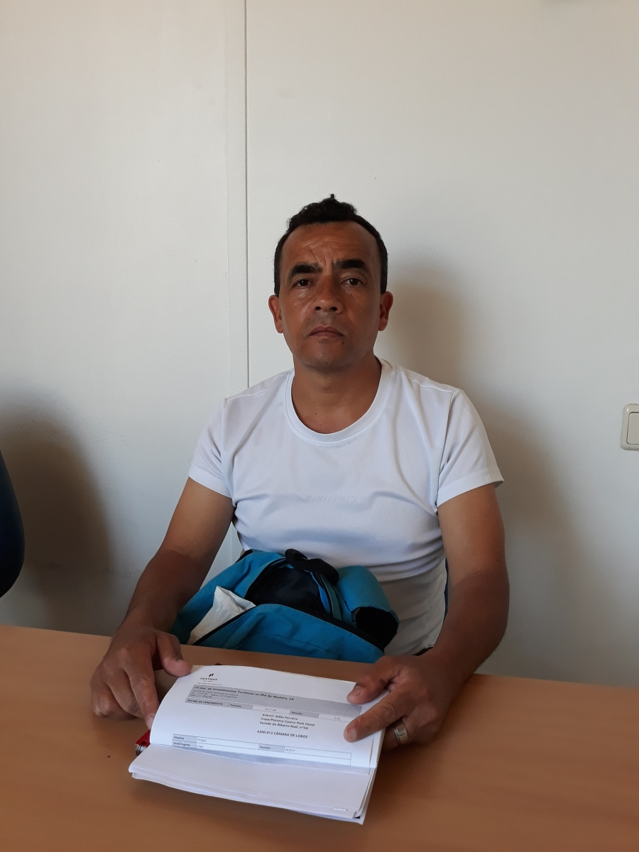 Direcção de Trabalho diz que reuniu com brasileiro que ameaça fazer greve de fome