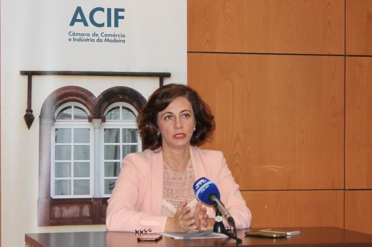 Cristina Pedra secretáriuo de Estado