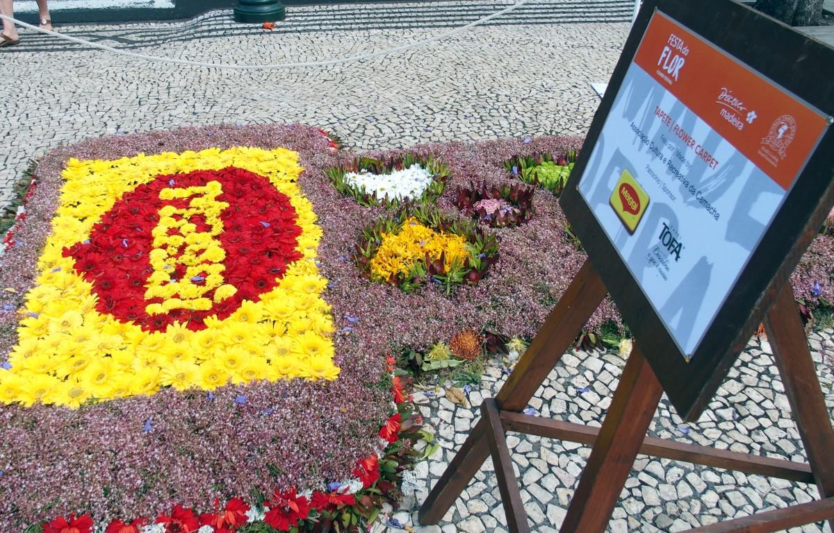 Estepilha! O que é que Julius Maggi tem a ver com a festa da Flor na Madeira?