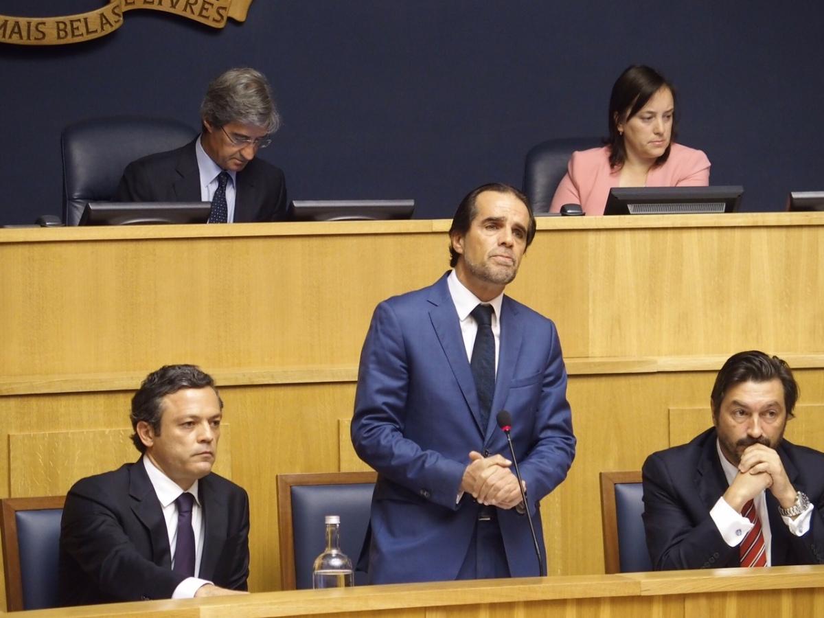 Madeira está melhor preparada contra riscos, diz Albuquerque no debate mensal  na Assembleia