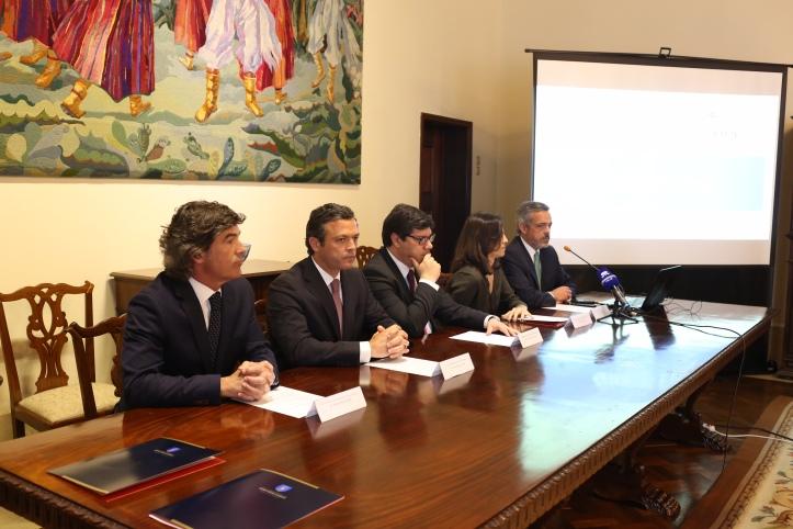 Pedro Calado-Protocolo Madeira Parques