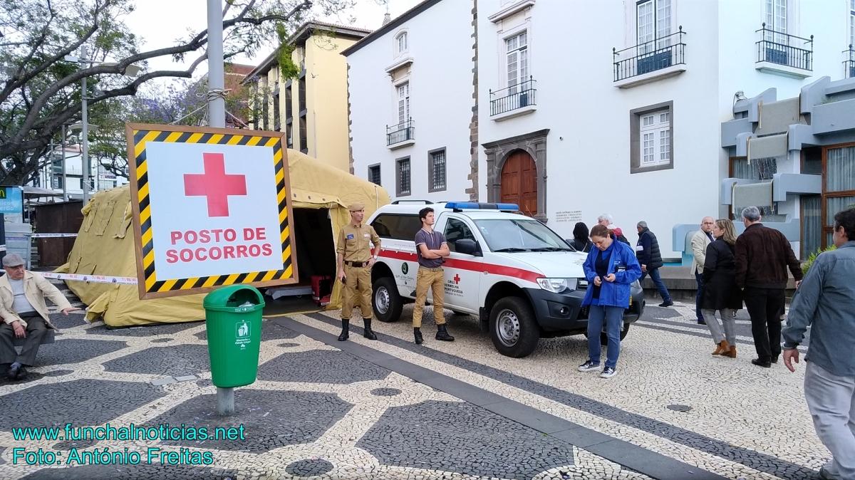 Correu bem a festa da flor? Agradeça aos meios de segurança e emergência!