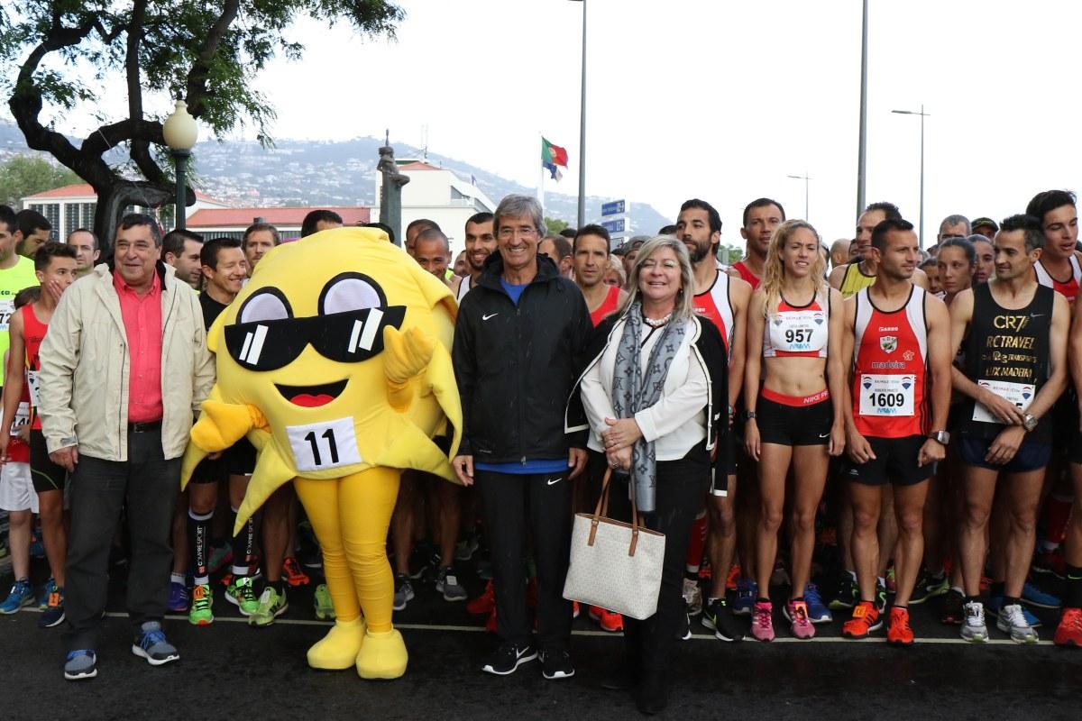 Milha urbana do Funchal e corrida da solidariedade mobilizaram mais de 2 mil pessoas