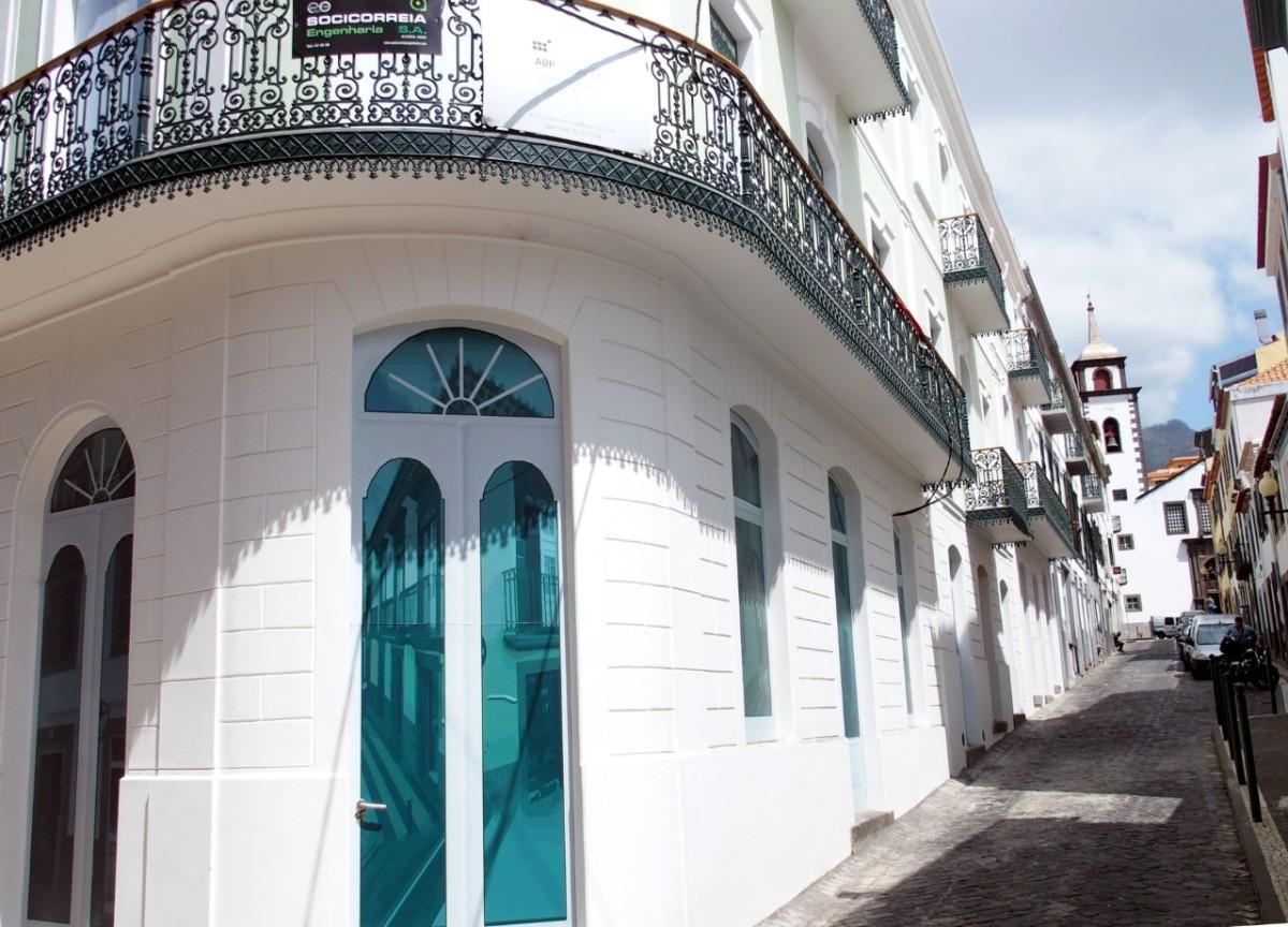 """The Vine"" vai explorar edifício Caju - Hotel Cidade"